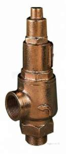 Bailey 470 and Th Pressure Reducing Valves -  Bailey 490 Stainless Relief Valve 50mm