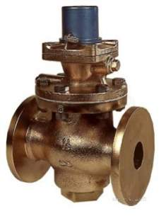 Bailey G4 and Class T Pressure Reducing Valves -  Bailey G4 2043 Pn40 Prv 100-300psi 25mm