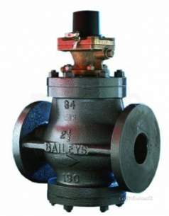 Bailey G4 and Class T Pressure Reducing Valves -  Bailey G4 2044 Ci Prv Flange F 80mm
