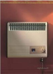Baxi Gas Fires and Wall Heaters -  Baxi Brazilia F5s Wall Heater Ng Mahogany