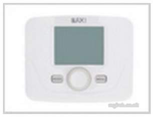 Baxi Domestic Flues and accessories -  Baxi 7 Day Programmable Room Sensor Rf