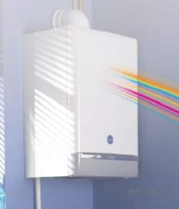 Baxi Domestic Gas Boilers -  Baxi Solo 15 He Htg Only Blr Ng Ex Flue