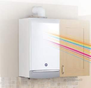 Domestic Boiler Pack Promotions -  Baxi Platinum 33he Combi Plus Flue Offer
