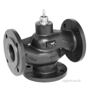 Belimo Automation Uk Ltd -  Bel H714r 3 Way Glb Valve Pn6 Dn15 Kv-2.5