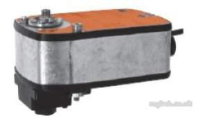 Belimo Automation Uk Ltd -  Belimo Lrf24-s-o F Rotary Actuator 24v