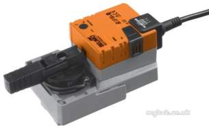 Belimo Automation Uk Ltd -  Belimo Nrc24a-sr 24v Modulating Actuator
