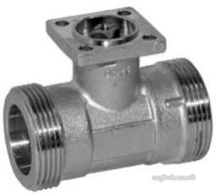 Belimo Automation Uk Ltd -  Belimo R424 2 Way Bl Valve Dn25 G1 1/2 Inch Kv-16