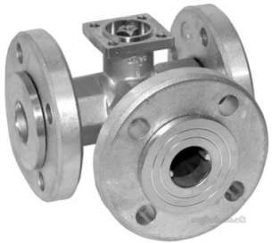 Belimo Automation Uk Ltd -  Bel R715r Bl Valve R6 Eu 1/2 Inch 3 Way Kv-8.6