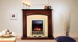 Be Modern Fire Surrounds -  Ashford 20 Inch Hth Dark Cherry 04217x
