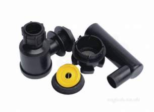 Titan Tanks Lids and Byelaw Kits -  Titan Bk15r Byelaw Kit For Pc15r/k15r