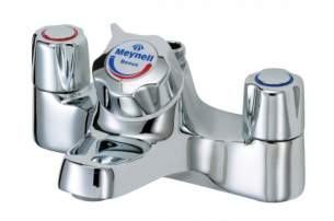 Rada And Meynell Commercial Showers -  Meynell Bonus T.b.s. Mixer Chrome Plated
