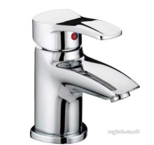 Bristan Brassware -  Capri Basin Mixer With No Waste Cp