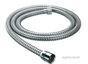 Bristan Showering -  1.5m Shower Hose 1/2 Cone Large Bore