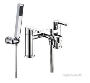 Bristan Brassware -  Nero Nr Bsm C Bath Shower Mixer Chrome