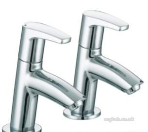 Bristan Brassware -  Bristan Or 3/4 C Orta Bath Taps Chrome