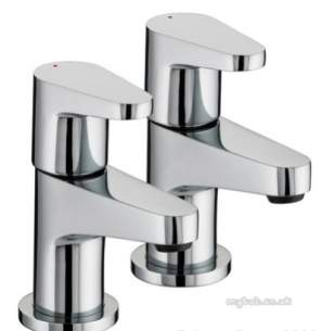 Bristan Brassware -  Bristan Quest Tap Pack With Wastes Ch