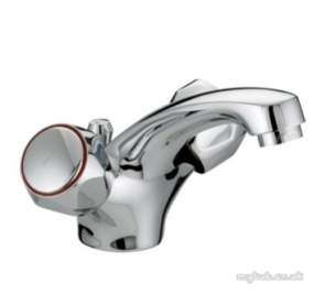 Bristan Brassware -  Value Club Mono Basin Mixer C/w Puw Cp