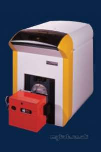 Ideal Industrial Boilers -  Buccaneer Gte6 Gas Nuway On/off 33-39kw