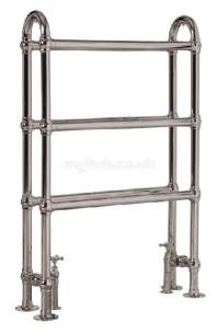 Myson Towel Warmers -  Myson Buttermere B30 Tubular Towel Warmer Cp