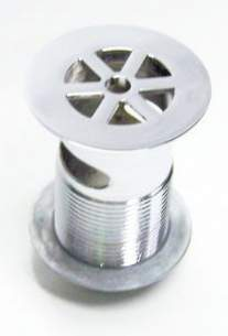 Waste Fittings and Accessories -  Cme Slotted Grid Waste Chrome Plated 1.25 Inch