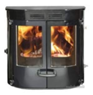 Charnwood Multi Fuel Room Heaters -  Charnwood Add In Boiler Slx20 Ss
