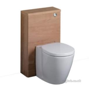 Ideal Standard Concept Furniture -  Ideal Standard Concept E6461uj Base 600 Wc Unit Wnut/wh