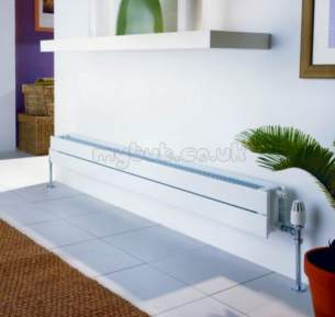 Stelrad Compact Style Radiators -  Stelrad Concord Lo-line Double 144x800mm
