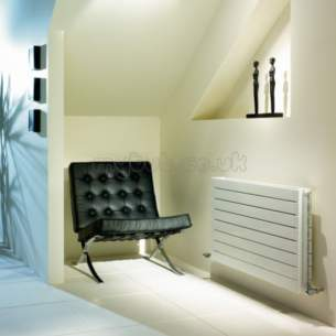 Stelrad Compact Style Radiators -  Stelrad Concord Plane Single 736x900mm