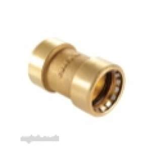 Ibp Conex Cuprofit Push Fit Fittings -  Ibp Pushfit Straight Coupler 10mm
