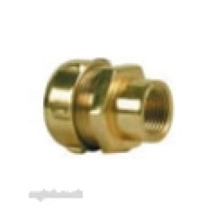 Ibp Conex Compression Fittings -  Conex Dzr S303 28mm X 3/4 Inch Fi Str Coupling
