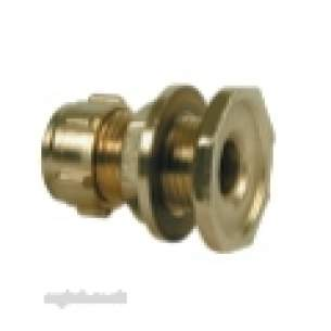Ibp Conex Compression Fittings -  Conex Dzr S321 15mm X 1/2 Inch Tank Connector