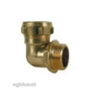 Ibp Conex Compression Fittings -  Conez Dzr S402 10mm X 1/2 Inch Mi Elbow