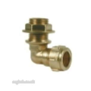 Ibp Conex Compression Fittings -  Conex 402b 22mm X 3/4 Inch Mi Elbow
