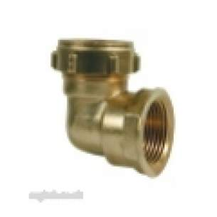 Ibp Conex Compression Fittings -  Conex Dzr S403 54mm X 2 Inch Fi Elbow
