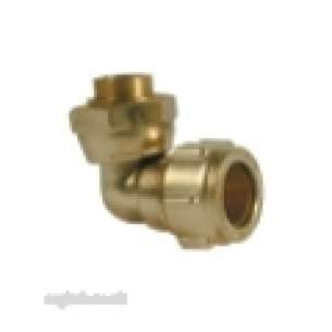 Ibp Conex Compression Fittings -  Conex 403sf 15mm X 3/4 Inch Fi Swivel Elbow