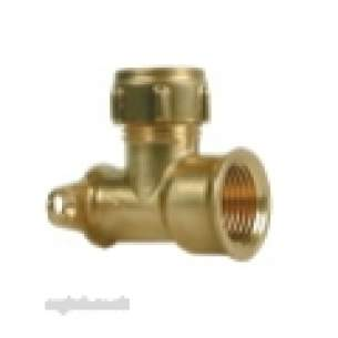 Ibp Conex Compression Fittings -  Conex Dzr S403w 15mm X 1/2 Inch Fi Elbow Plus W/p