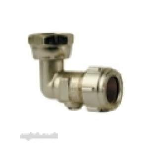 Ibp Conex Compression Fittings -  Conex 721 15mm X 1/2 Inch Fi Elbow Service Valve