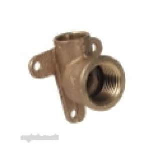 Ibp General Range Conex End Feed Fitting -  Ibp 707-3-5 15mm X 1/2 Inch B/p Elbow