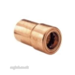 Ibp Conex Cuprofit Push Fit Fittings -  Ibp Cuprofit 22mm X 15mm Sckt Reducer R243