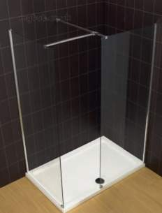 Eastbrook Showers -  38.613 Tray Cotswold Corniche 1700x900