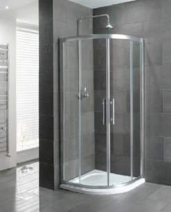 Eastbrook Showers -  Eastbrook 58.003 Volente Quad 800 Silver