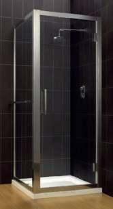 Eastbrook Showers -  38.312 Cotswold Corniche 760 Pivot Door