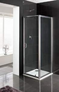 Eastbrook Showers -  38.305 Cotswold Vantage 700mm Pivot Door