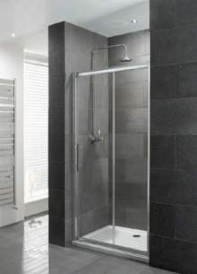 Eastbrook Showers -  58.205 Volente 1100 Slider Silver