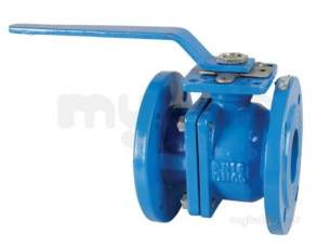 Cast Iron Ball Valves -  Pn16 Iron Ball Valve For Water 100mm