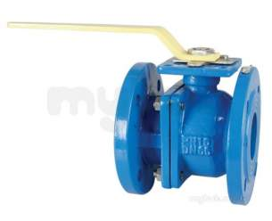 Cast Iron Ball Valves -  Pn16 Iron Ball Valve For Gas 125mm