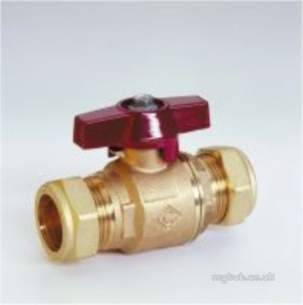 Crane General Valves -  Crane D171ct Cxc Bronze Ball Valve Pn16 15