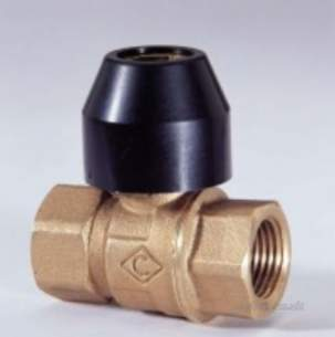 Crane General Valves -  Crane D171ls Bsp Bronze Ball Valve Pn25 20