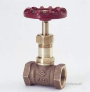 Crane General Valves -  Crane D71 Bsp Bronze Needle Valve Pn32 8