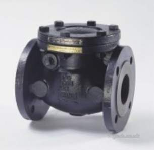 Crane General Valves -  Crane Fm469 Pn16 Cast Iron Check Valve 150